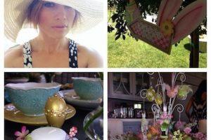 Por su parte, JLo compartió este collage de su celebración de Pascua en compañía de su familia Foto:Instagram. Imagen Por:
