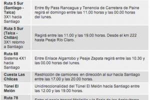 Foto:Ministerio de Obras Públicas (MOP). Imagen Por:
