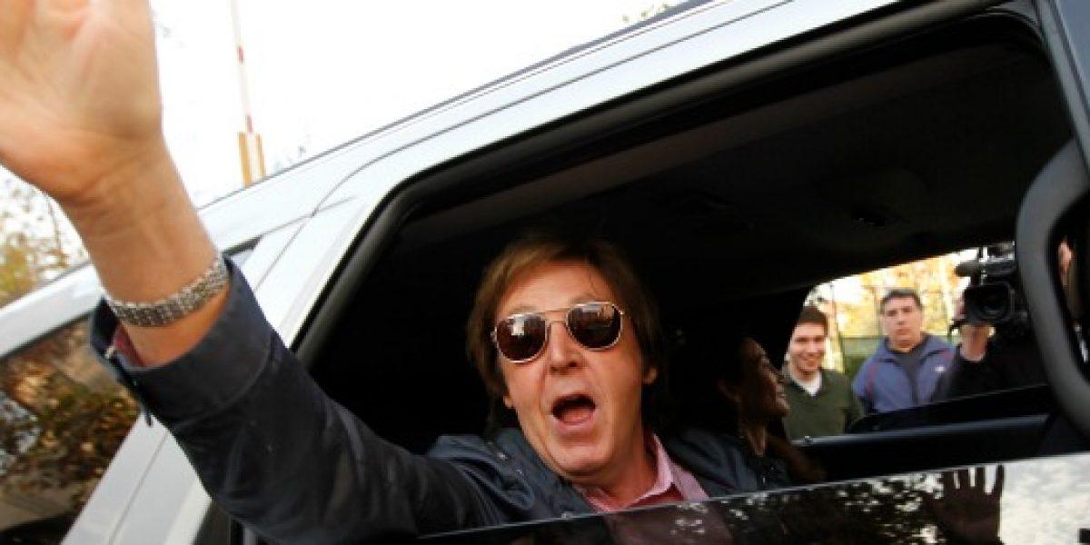 Sernac oficiará a productora por cambio de fecha del concierto de Paul McCartney