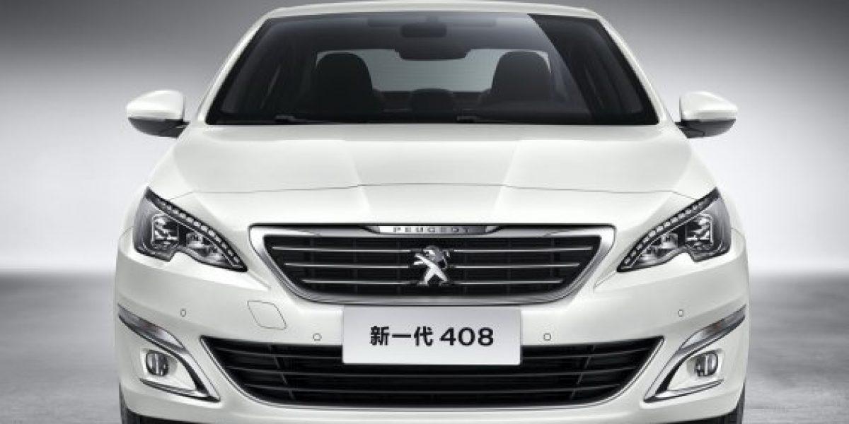 GALERÍA:Este es el nuevo Peugeot 408