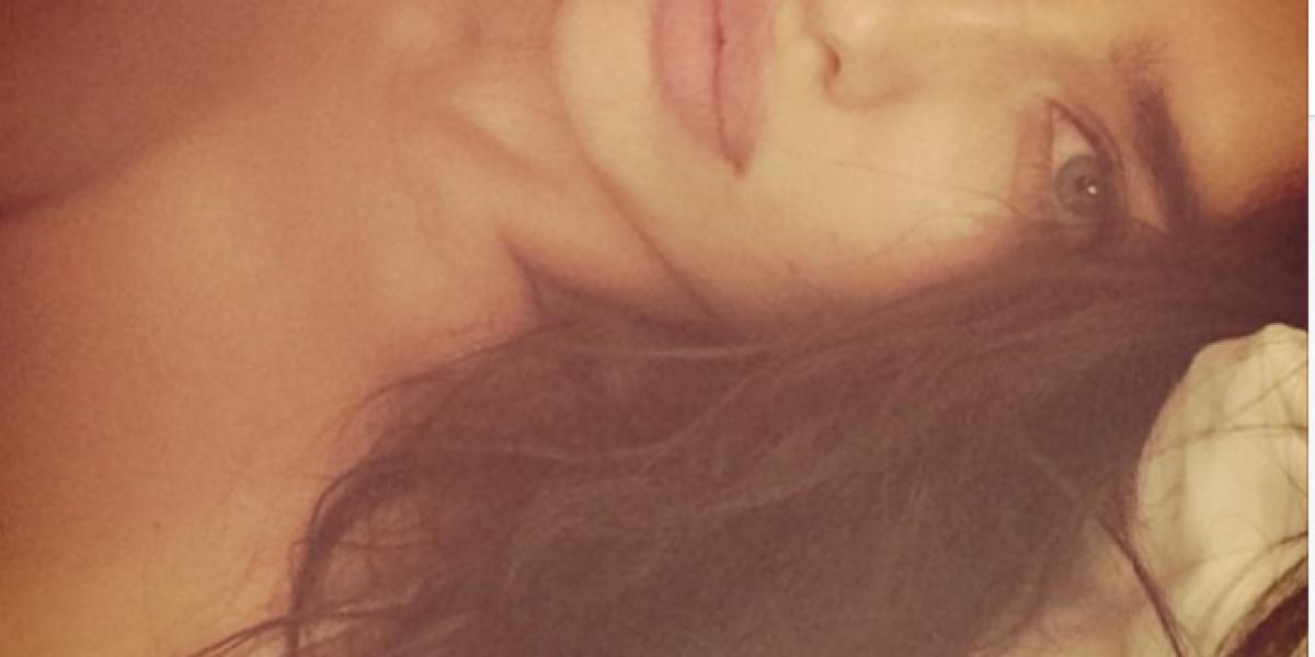 Irina Shayk se convirtió en una sexy conejita de pascua