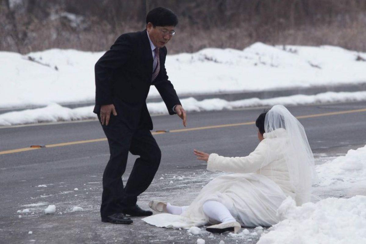 Se utilizaron 107 parejas Foto:Getty Images. Imagen Por: