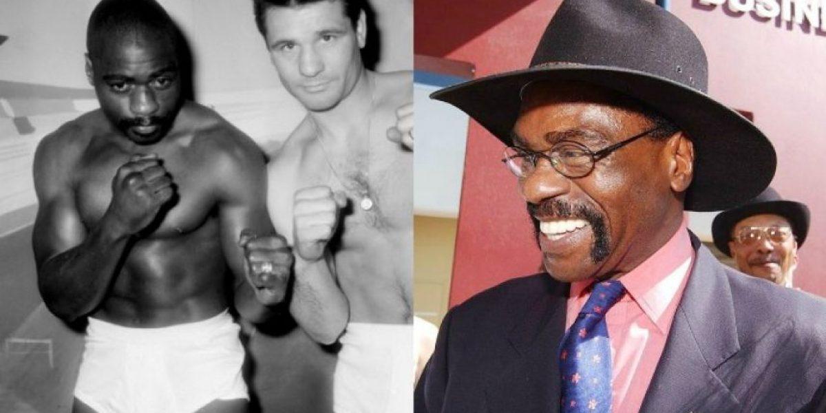Muere el ex boxeador Rubin