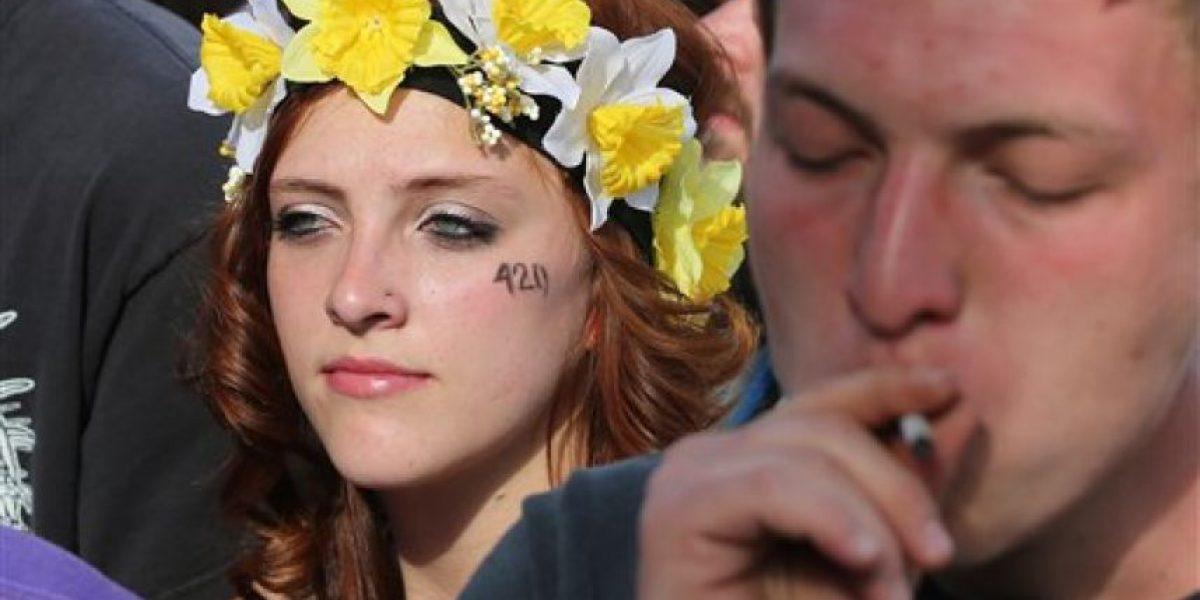 Fotos: Así celebraron el día de la marihuana
