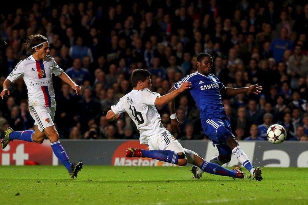 Todo comenzó muy mal. El 18 de septiembre, en su estreno en el grupo E de la competición, los Blues cayeron 2-1 ante el Basilea en Stamford Bridge. Foto:Getty Images. Imagen Por: