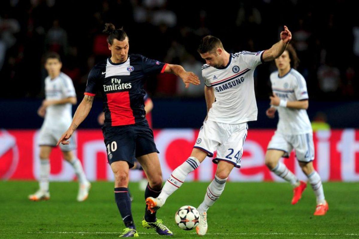 El 2 de abril parecía que el viaje de Mourinho y su escuadra terminaba. Ese día el Paris Sint Germain derrotaba 3-1 a los Blues, en el Parc des Princes. Difícil vuelta a casa para los londinenses. Foto:Getty Images. Imagen Por: