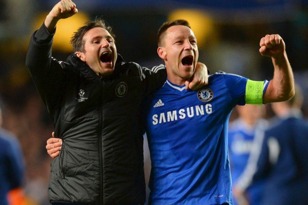 Pero el Chelsea tenía la última palabra. En un gran partido, los Blues vencieron 2-0 a los franceses y, gracias al gol de visitante, se instalaron en las semifinales del certamen más importantes de clubes a nivel mundial. Foto:Getty Images. Imagen Por: