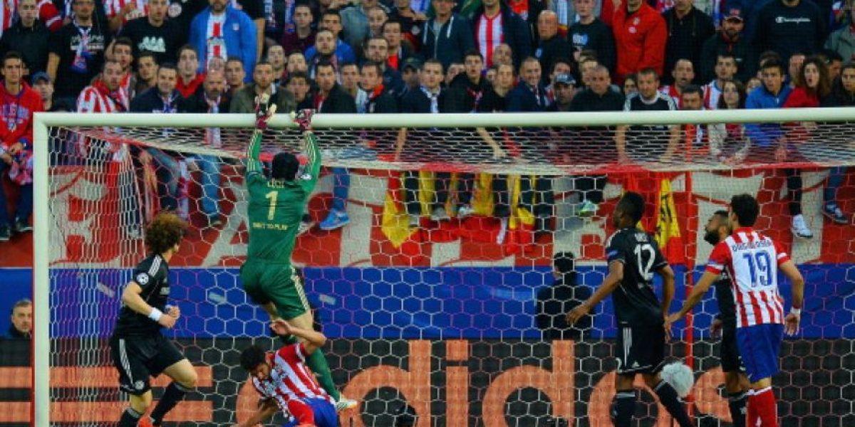 Hombro dislocado: la lesión de Petr Cech