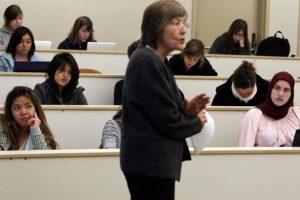 El campus de Santa Barbara fue el que más estudiantes admitió: 18 mil 815 Foto:Getty. Imagen Por: