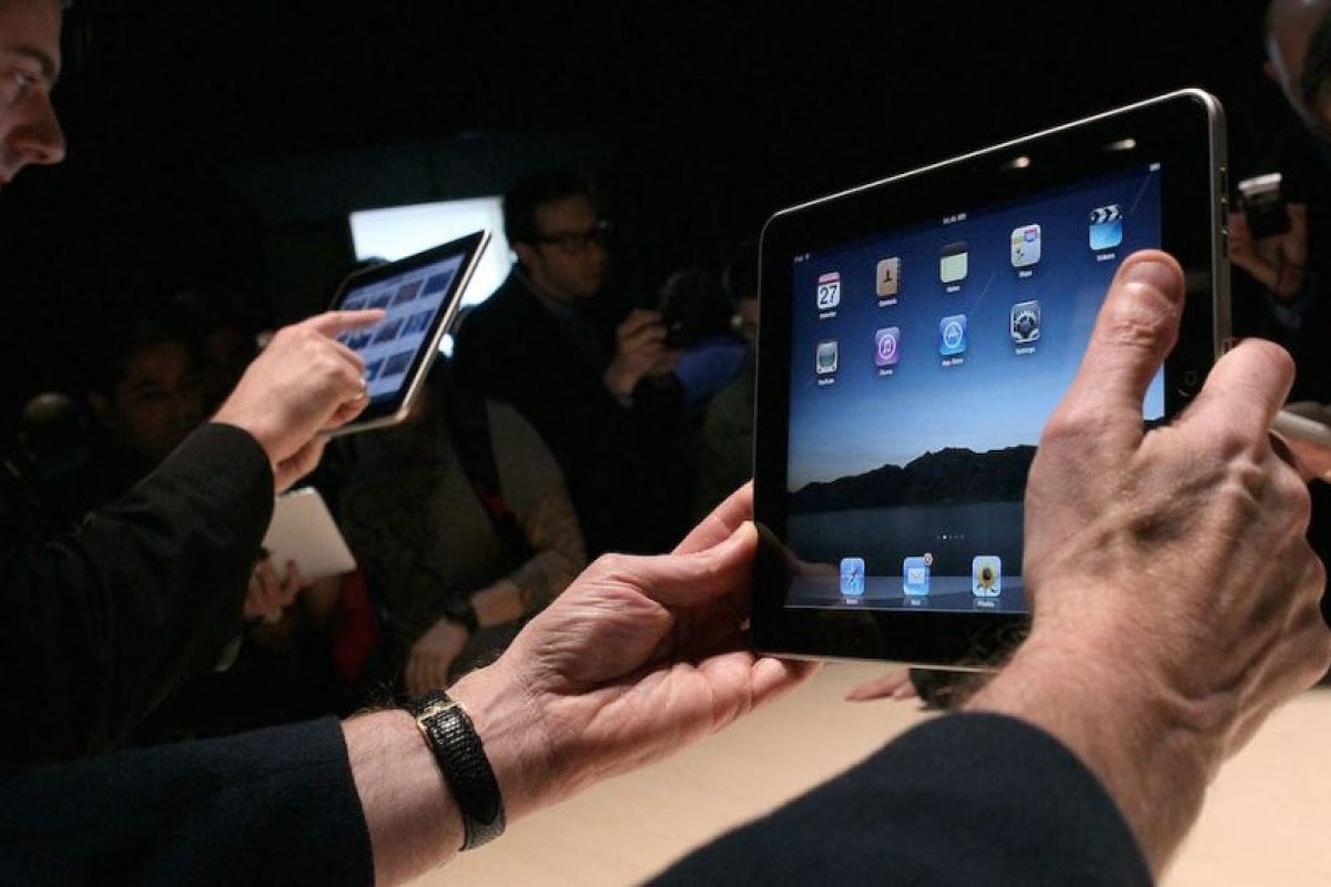 iPad. Imagen Por: