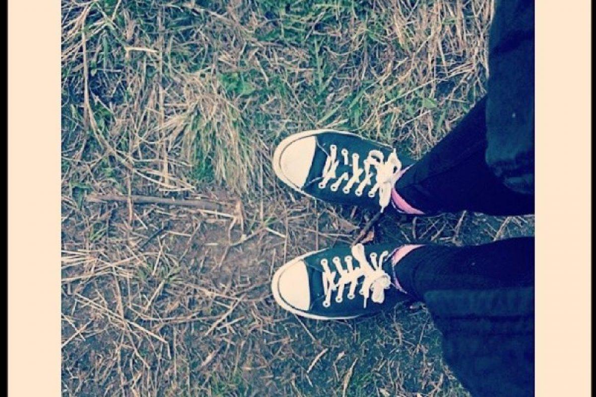"""3.- Salir al caminar es un escape de la """"idea de la identidad"""". Existe una especie de serenidad que viene con sólo seguir un camino y que nos ofrece una forma de vida pura. Foto:Instagram. Imagen Por:"""