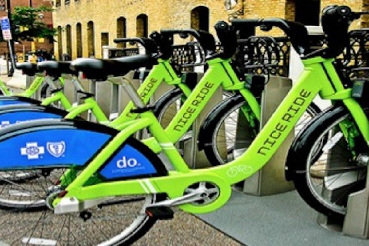 Promover el uso de la bicicleta Foto:earthday.org. Imagen Por: