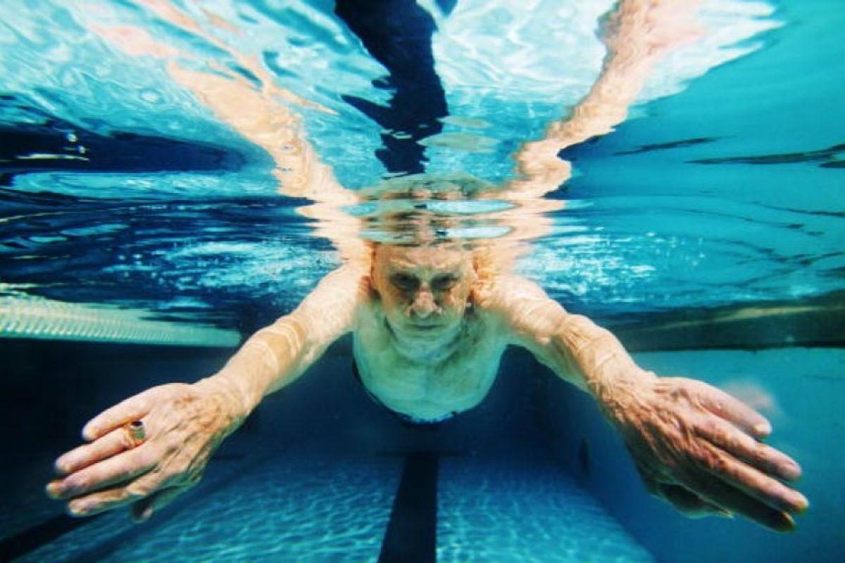 1.- Correr. El hacerlo durante una hora logra quemar hasta 640 calorías. Foto:Getty Images. Imagen Por: