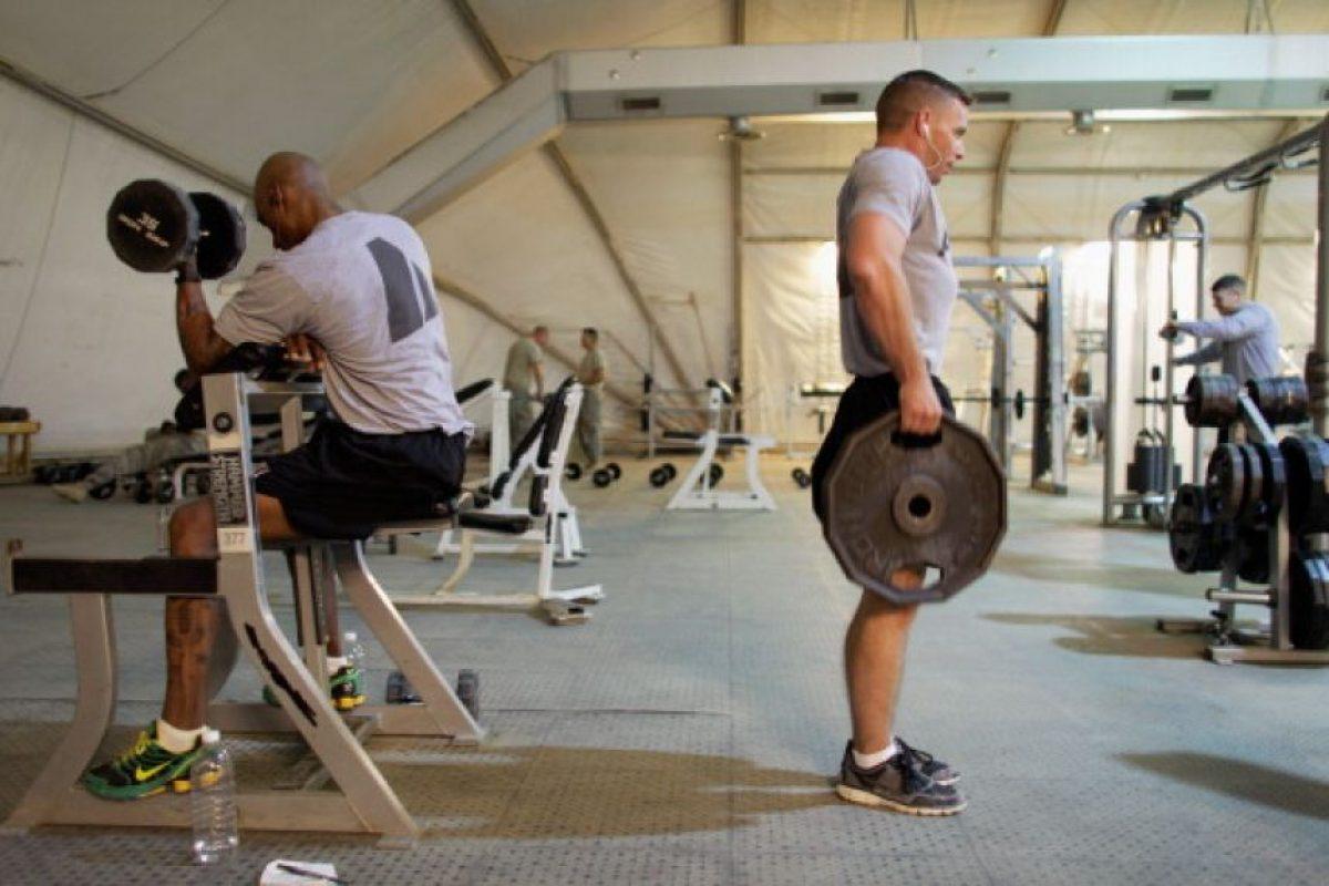2.- Kick boxing. Se estima que en una hora se pierden 590 calorías. Foto:Getty Images. Imagen Por: