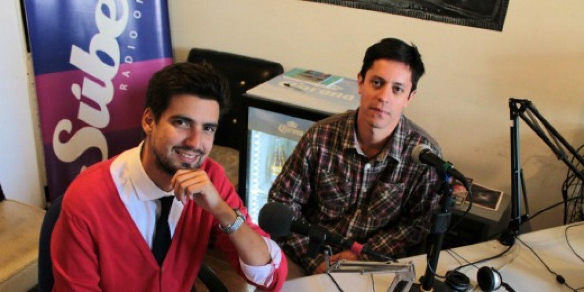 Ellos creyeron que una radio online sí funcionaría en Chile