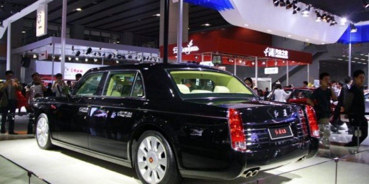 GALERÍA:Conoce al auto chino más caro del mundo