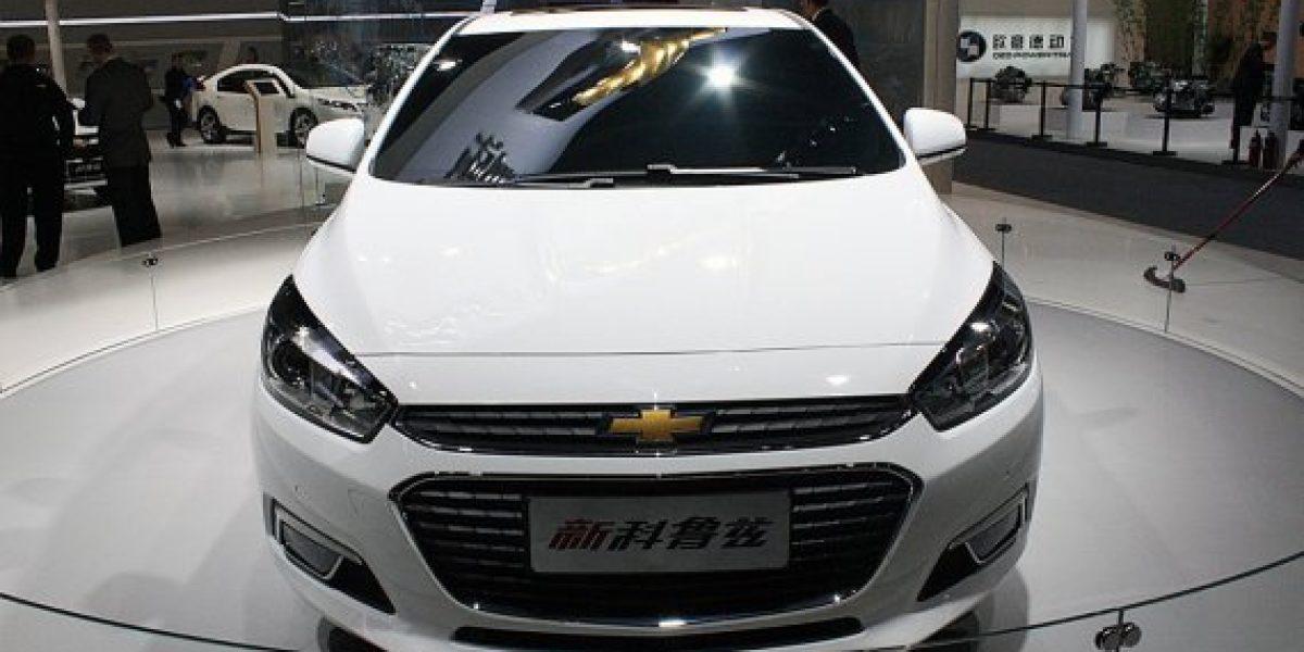 GALERÍA:Este es el nuevo Chevrolet Cruze 2015