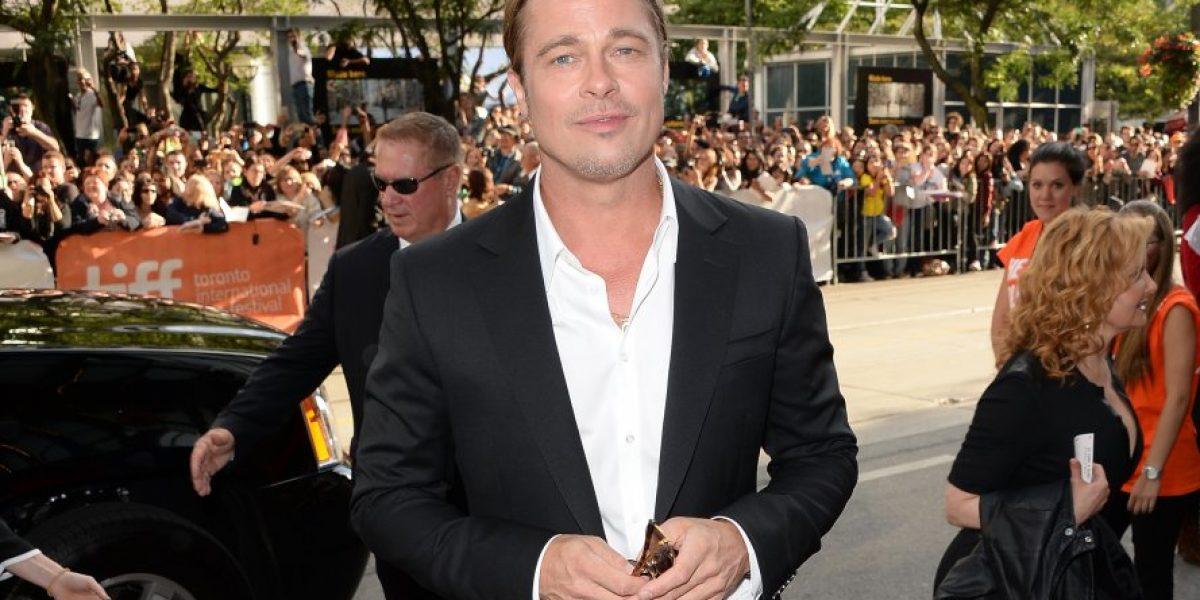 Brad Pitt ahora se vende por Groupon