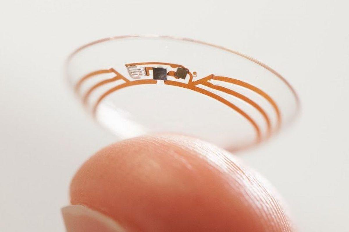 Lentes de contacto inteligentes Foto:Google. Imagen Por:
