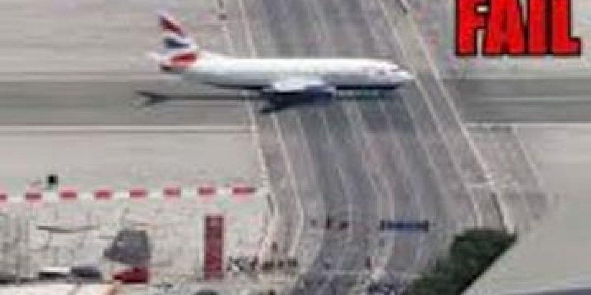 Video: Así maltratan el equipaje en el aeropuerto