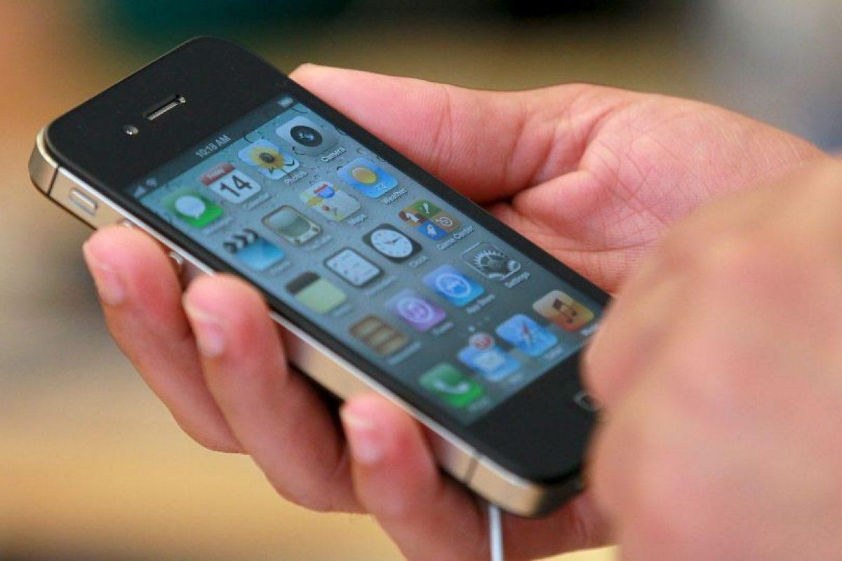 iPhone 4S (2011) Foto:getty images. Imagen Por: