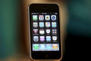 iPhone 3GS (2009) Foto:getty images. Imagen Por:
