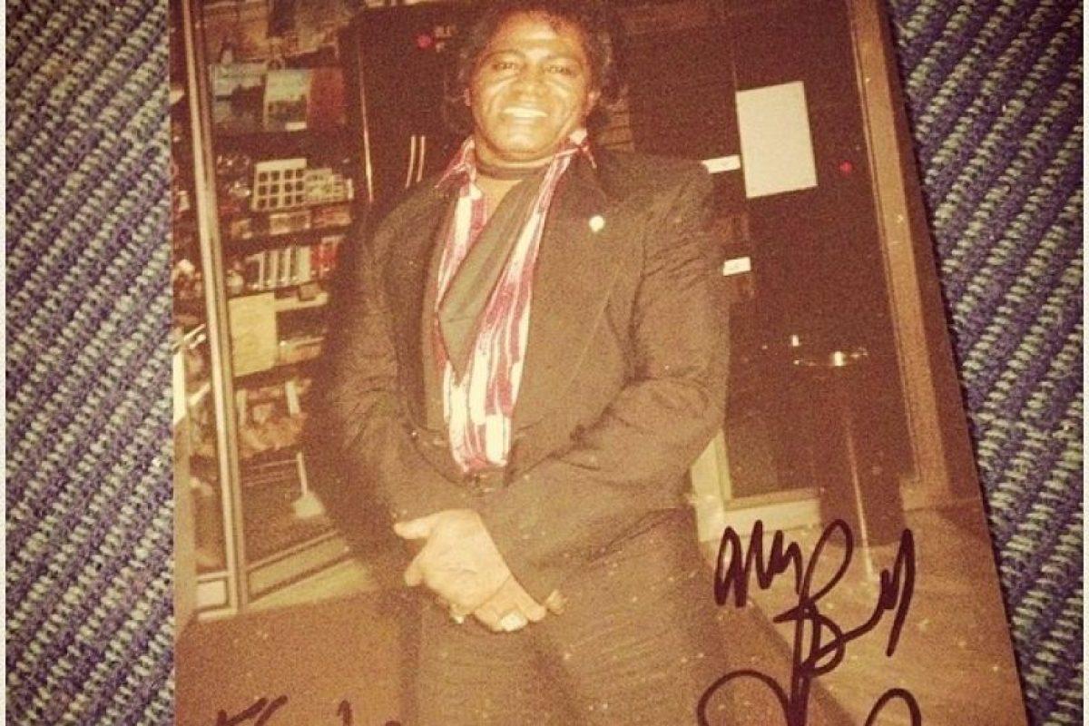 James Brown, uno de los mayores exponentes del soul-funk. Foto:Instagram. Imagen Por:
