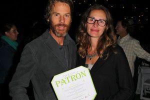 Con su esposo Foto:Getty. Imagen Por: