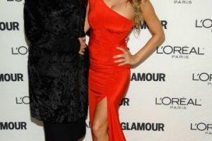 Con Fergie Foto:Getty. Imagen Por: