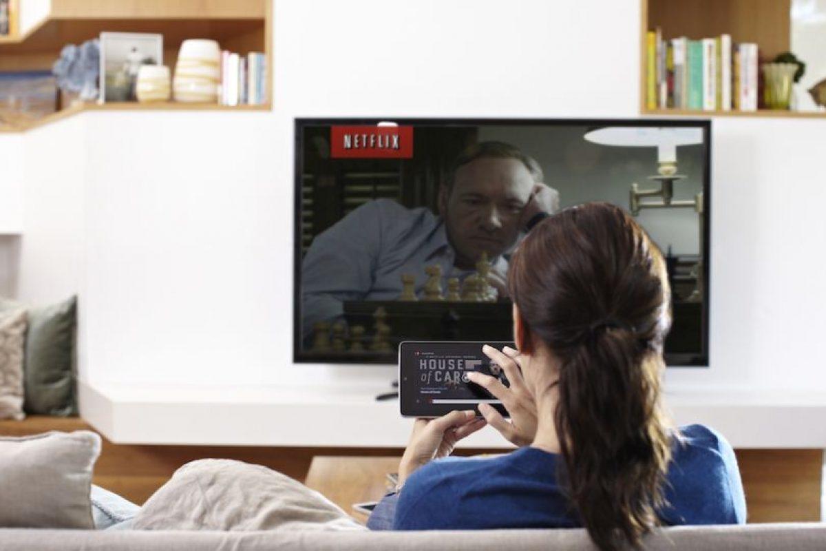 Primero será para los nuevos usuarios, posteriormente para todos Foto:Netflix. Imagen Por: