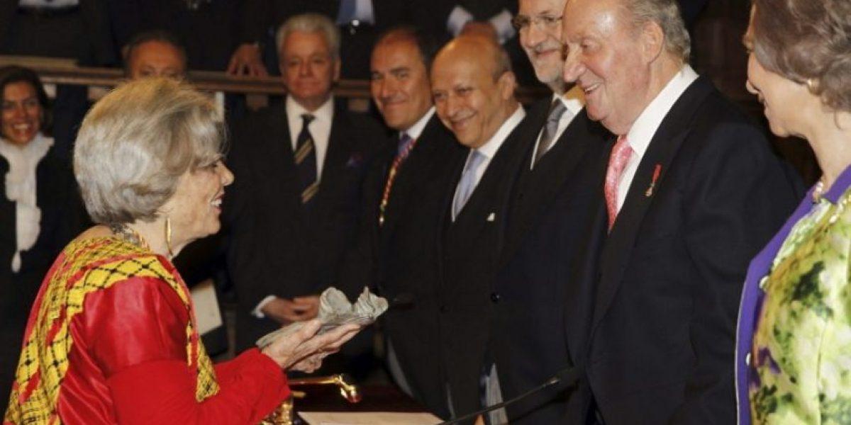 Latinoamericanos galardonados con el Premio Cervantes
