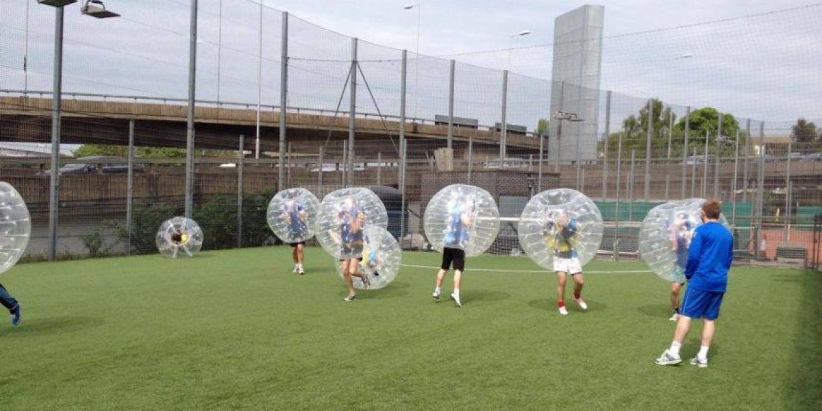 Bubble football: ¡La manera más divertida de jugar fútbol!