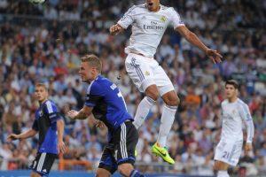 En el segundo encuentro del grupo B, Real Madrid nuevamente goleó. En esta ocasión la víctima fue el FC Copenhagen. ¿El resultado? 4-0 a favor de la Casa Blanca. El partido se disputó el 2 de octubre en el Bernabéu. Foto:Getty Images. Imagen Por: