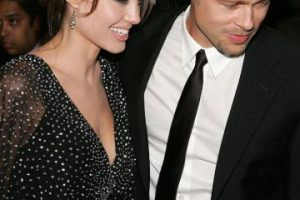 Brad Pitt y Angelina Jolie Foto:Getty. Imagen Por: