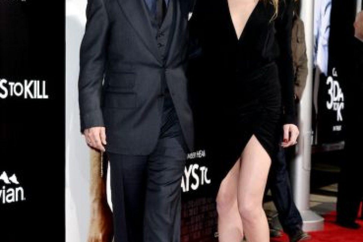 Johnny Depp y Amber Heard Foto:Getty. Imagen Por: