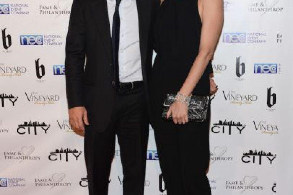 Charlize Theron y Sean Penn Foto:Getty. Imagen Por: