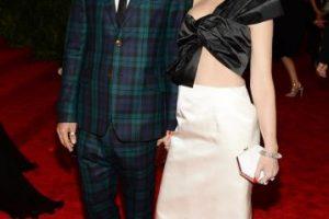 Gavin Rossdale y Gwen Stefani Foto:Getty. Imagen Por: