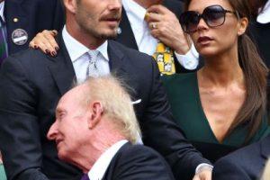 David y Victoria Beckham Foto:Getty. Imagen Por:
