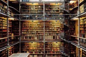 Biblioteca Rijkmuseum – Amsterdam Foto:Loquenosabías.com. Imagen Por: