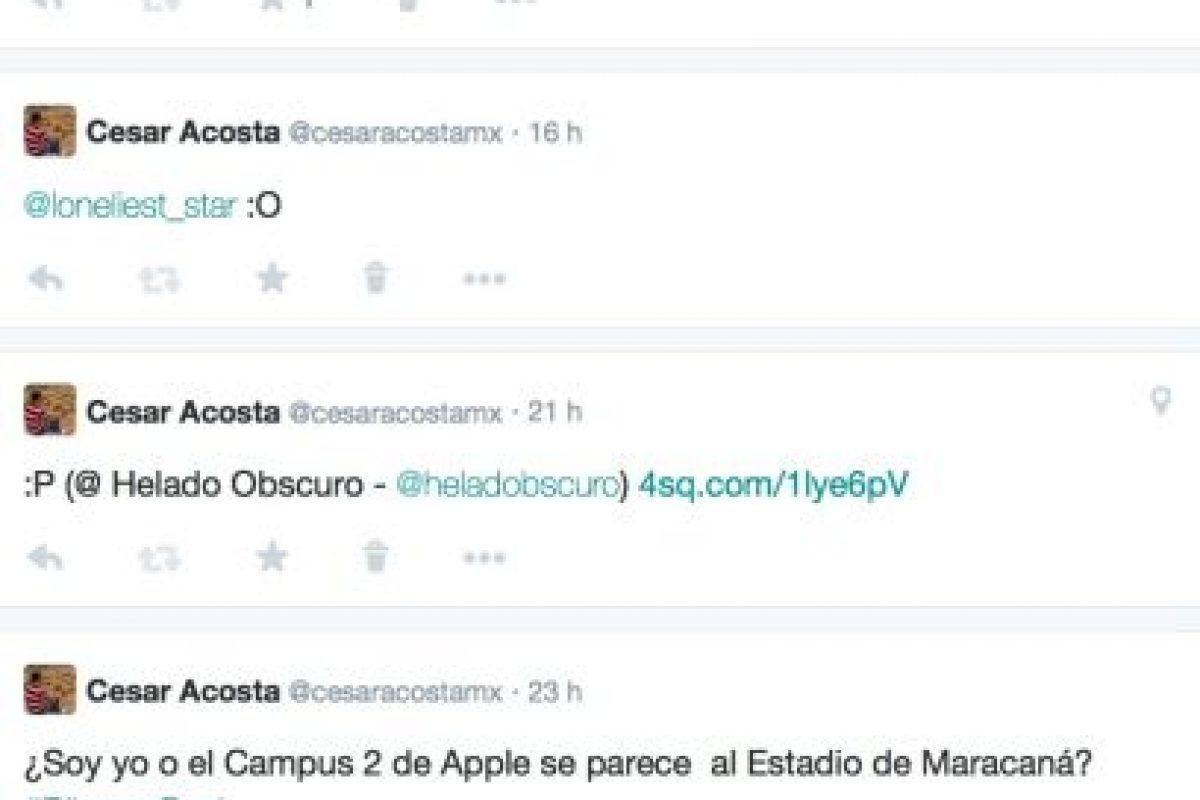 Tuits y respuestas. Foto:Twitter. Imagen Por: