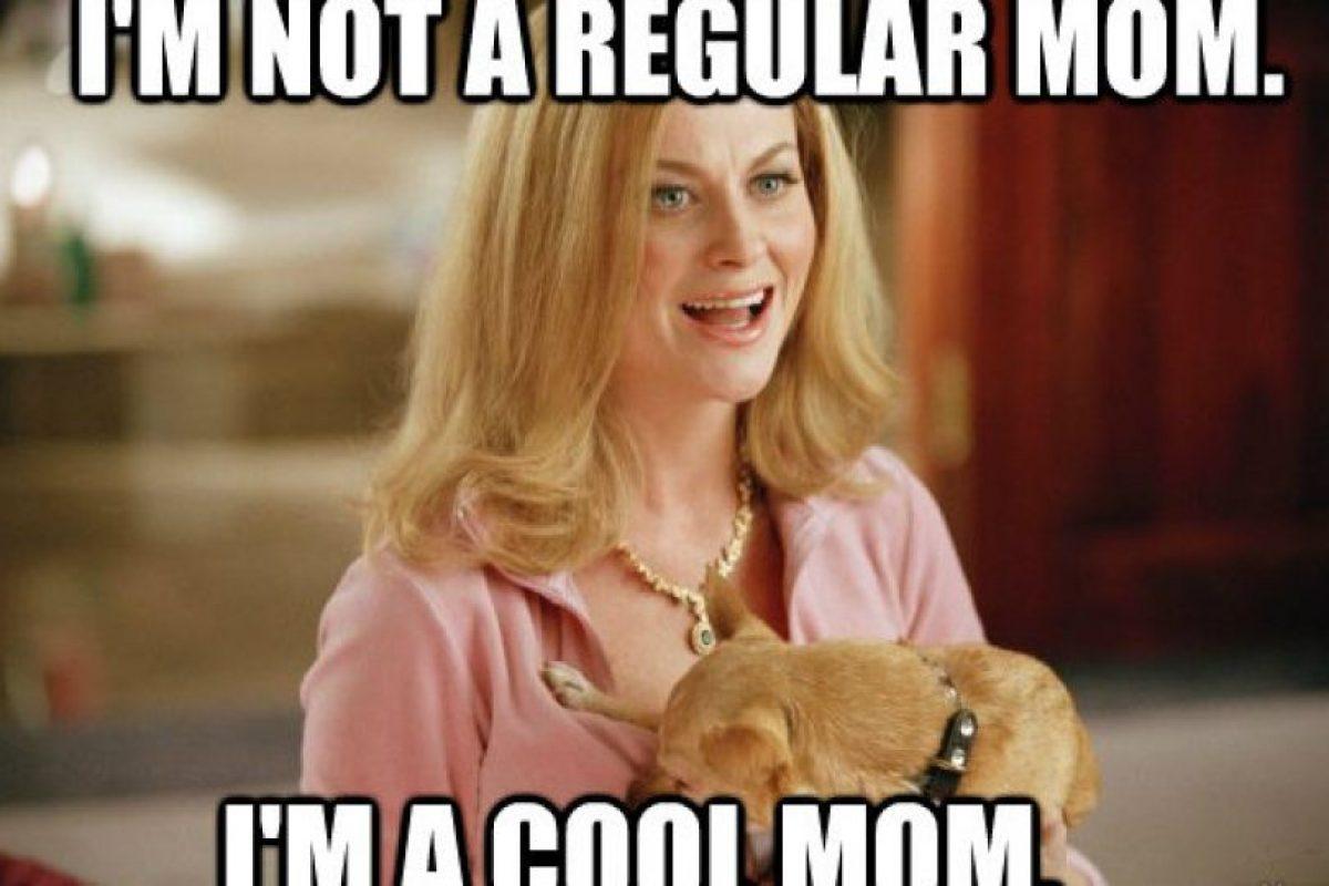 No todas las madres jóvenes son así Foto: Tumblr. Imagen Por: