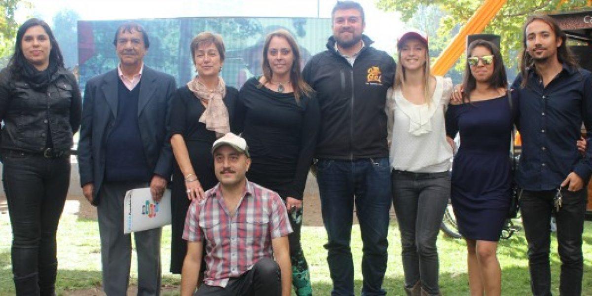 Emprendimientos urbanos móviles llegan al Parque Balmaceda de Providencia