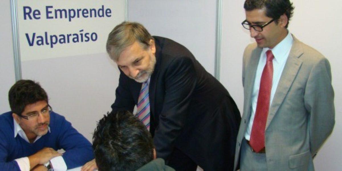 Corfo traspasa fondos a Sercotec para apoyar a emprendedores afectados de Valparaíso