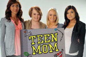 Teen Mom es un programa que lo refleja. Foto:MTV. Imagen Por: