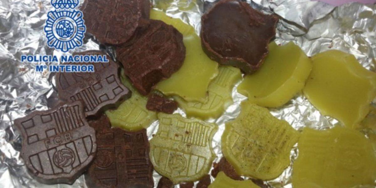 Detienen a repostero por hacer chocolates con marihuana y setas alucinógenas