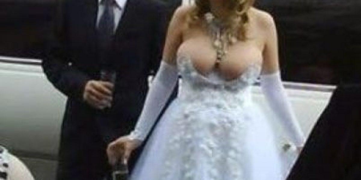 Fotos: Los más ridículos vestidos de novia jamás creados