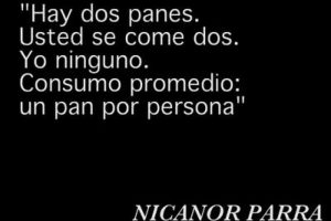 Nicanor Parra Foto:Tumblr. Imagen Por: