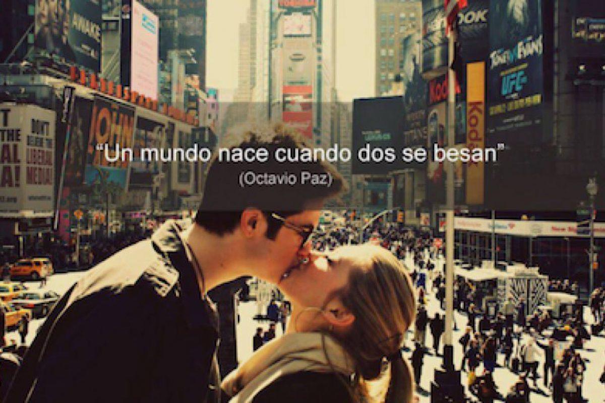 Octavio Paz Foto:Tumblr. Imagen Por: