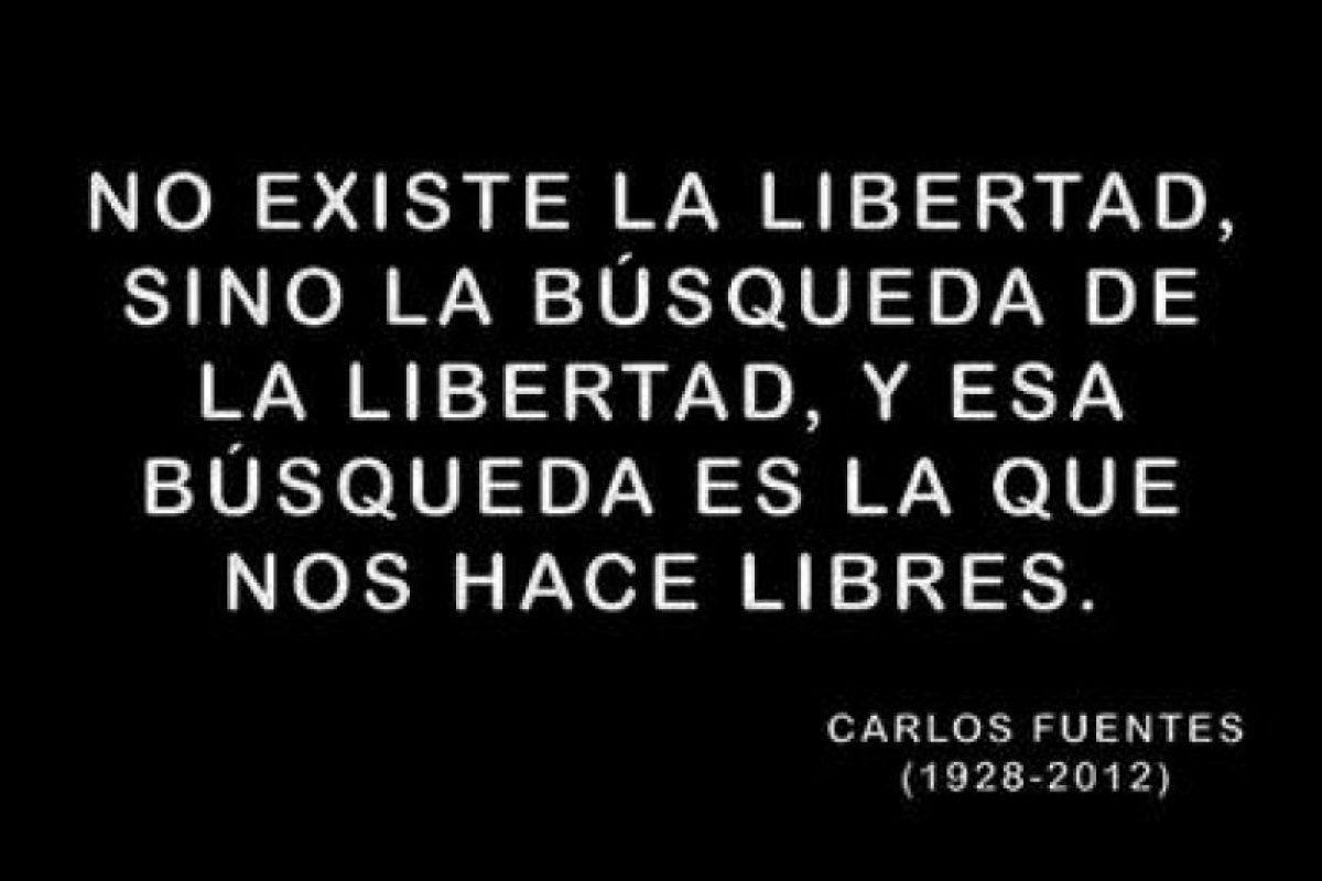 Carlos Fuentes Foto:Tumblr. Imagen Por:
