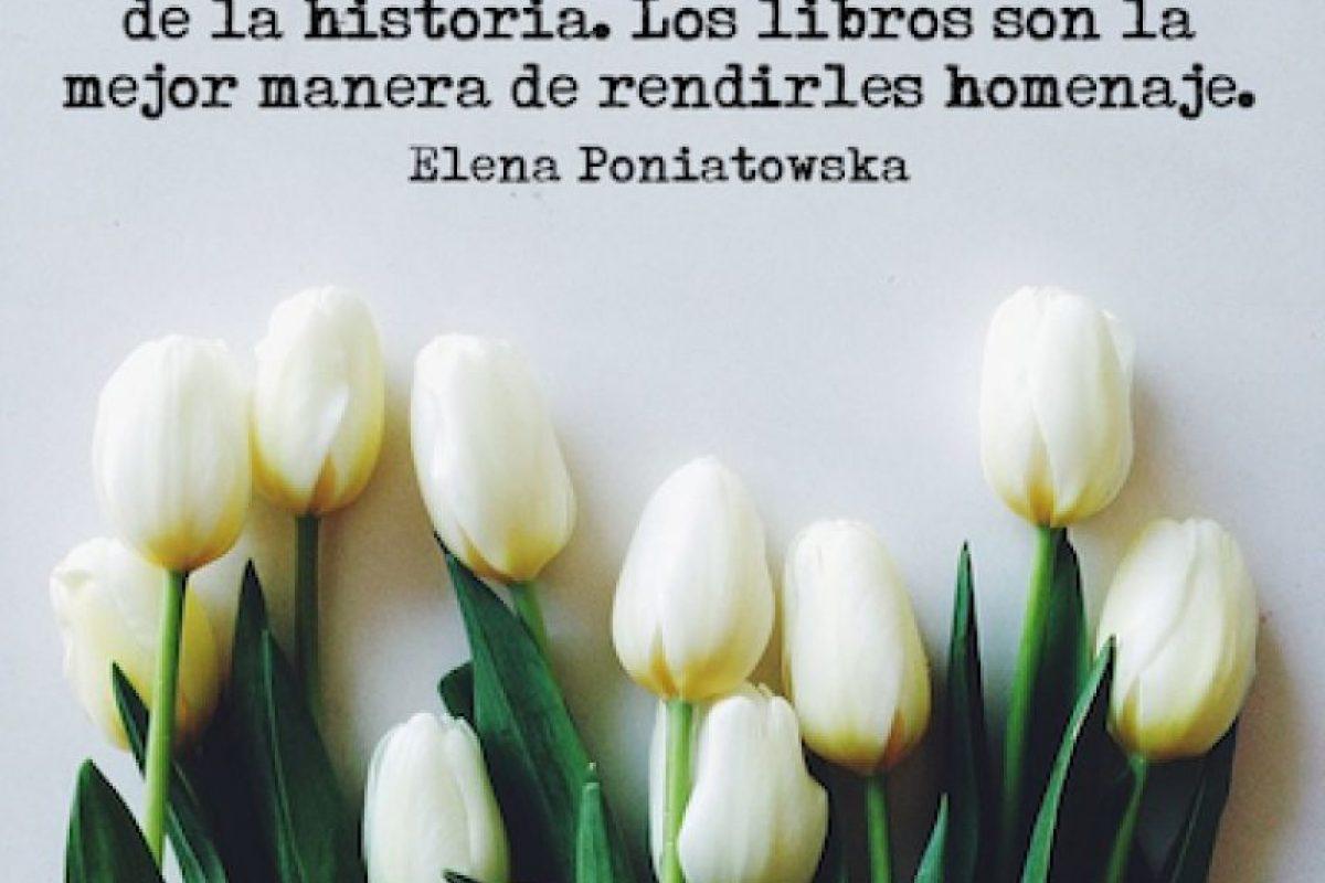Elena Poniatowska Foto:Tumblr. Imagen Por: